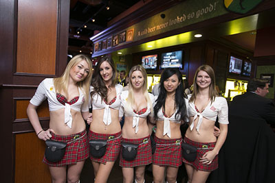 Tilted Kilt The Esplanade Grand Opening 1